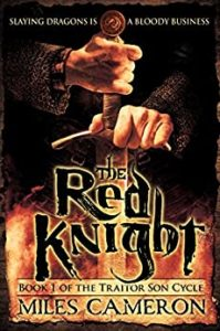 dark fantasy books - The Red Knight (The Traitor Son Cycle)